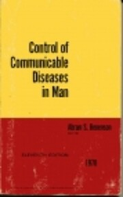 Control Of Communicable Diseases In Man de…