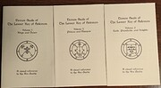 Demon Seals of the Lesser Key of Solomon…