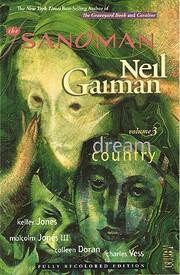 The Sandman, Vol. 3: Dream Country af Neil…
