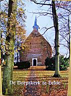 De Dorpskerk te Eelde by J. Boneschansker,…