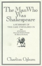 The Man Who Was Shakespeare: A Summary of…