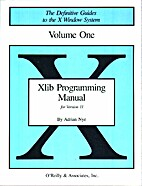 Xlib Programming Manual for Version 11 by…