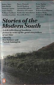 Stories of the Modern South av Ben Forkner