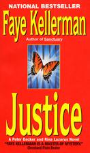 Justice by Faye Kellerman
