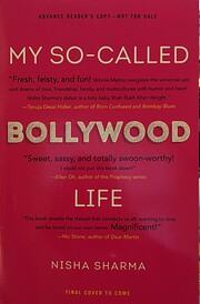 My So-Called Bollywood Life de Nisha Sharma