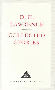 Collected Short Stories: v. 1 af D. H.…