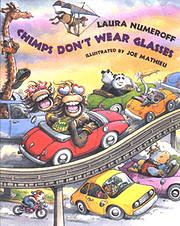 Chimps Don't Wear Glasses av Laura…