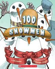 100 snowmen de Jennifer Dussling