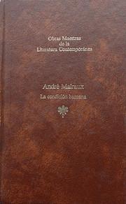 La Condición humana av André Malraux
