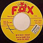 Black Saxs b/w Wicked Ruby by Danny Zella…