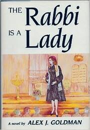 The rabbi is a lady av Alex J Goldman