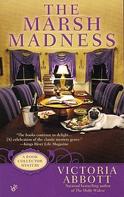 The Marsh Madness (A Book Collector Mystery)…