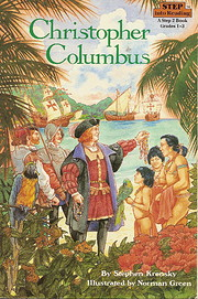 CHRISTOPHER COLUMBUS (STEP INTO READING,…