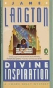 Divine Inspiration: A Homer Kelly Mystery av…