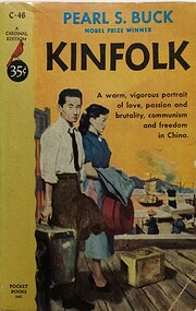 Kinfolk: A Novel of China (Oriental Novels…