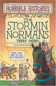 HORRIBLE HISTORIES, THE STORMIN NORMANS by…