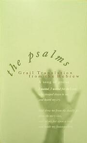 The Psalms: The Grail Translation