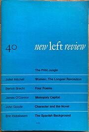 New Left Review n.40