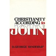 Christianity according to John by George…