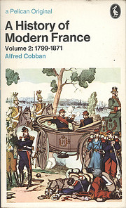 History of Modern France: Volume 2: From the…