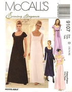 McCall's Patterns 9107 by McCall's