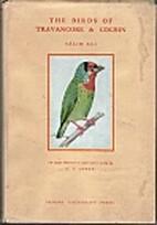 The birds of Travancore & Cochin by Sálim…