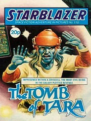 Starblazer No. 110