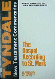The Gospel according to St. Mark : an…