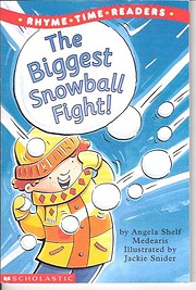 The Biggest Snowball Fight (Rhyme Time…
