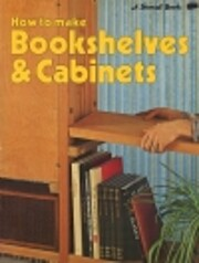 Bookshelves and Cabinet de Sunset Books