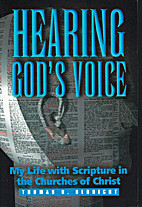 Hearing God's Voice: My Life with Scripture…