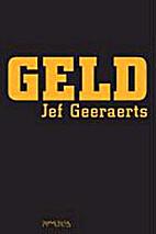 Geld roman noir by Jef Geeraerts
