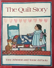 The Quilt Story di Tony and dePaola…