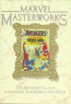 Marvel Masterworks, Volume 009: The Avengers…