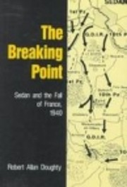 The Breaking Point: Sedan and the Fall of…