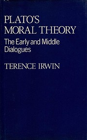 Plato's moral theory : the early and middle…