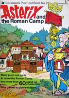 Asterix and the Roman Camp by Hazel Mary…