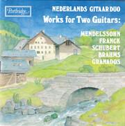 Works for two Guitars: Mendelssohn, Franck,…