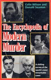 The Encyclopedia of Modern Murder por Colin…