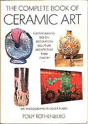 The Complete Book of Ceramic Art por Polly…