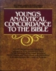Analytical Concordance to the Bible af…