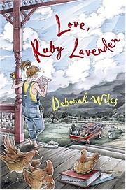 Love, Ruby Lavender por Deborah Wiles