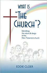 What is The Church? Identifying the nature…