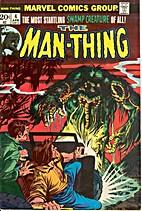 Man-Thing # 4