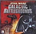 Star Wars : Galactic Battlegrounds [CD-ROM]…