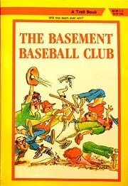 The Basement Baseball Club de Jeffrey Kelly