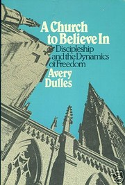 A Church to believe in: Discipleship and the…
