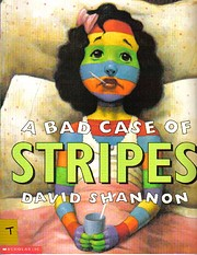A Bad Case of Stripes por David shannon