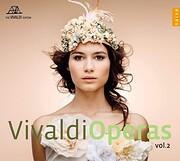 Vivaldi Operas vol. 2. CD av Antonio Vivaldi