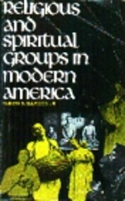 Religious and Spiritual Groups in Modern…